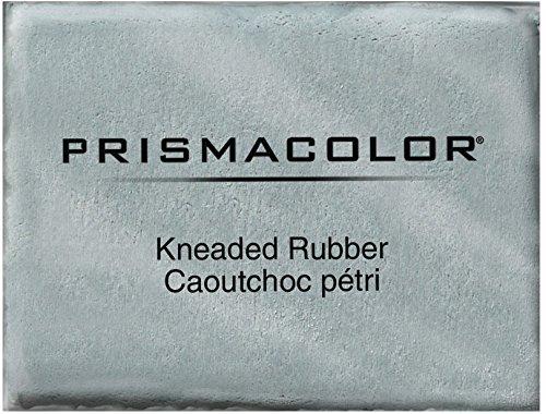 Prismacolor Premier Kneaded Rubber Eraser, Large, 1 Pack by Prismacolor (Image #2)