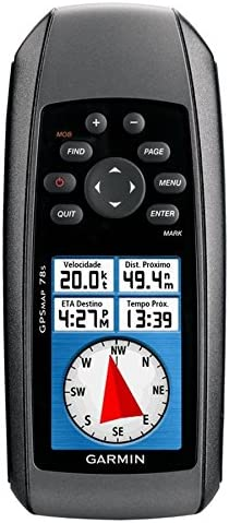 Garmin GPSMAP 78S Marine GPS Navigator and World Wide Chartplotter 010-00864-01
