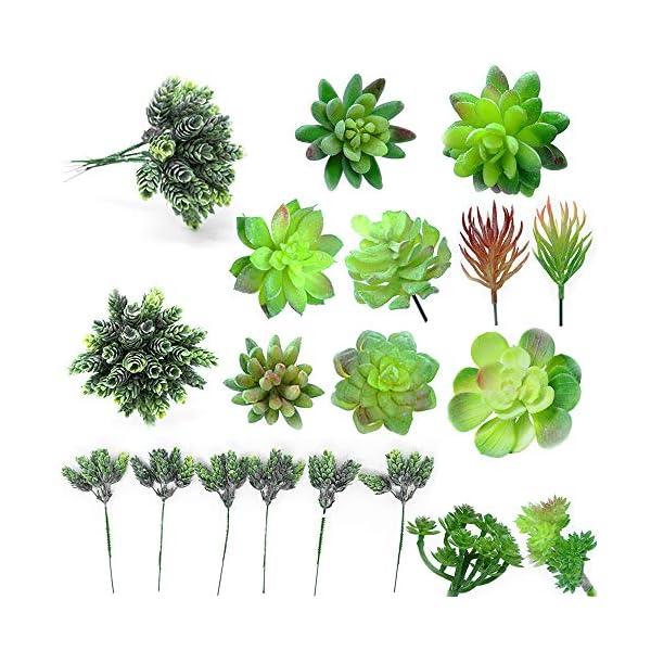 Thatswut-Assorted-Artificial-Succulents-Plants-12-Pack-Green-Textured-Realistic-Aloe-Faux-Succulent-Picks-Succulent-Stems-Fake-Succulent-Bouquet-Arrangements-Artificial-Succulents-Faux-Plants