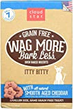 Cheap Cloud Star Wag More Oven Baked Grain Free Biscuits – 7 Ounce Itty Bitty Cheddar Cheese