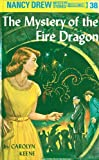Front cover for the book The Mystery of the Fire Dragon by Carolyn Keene
