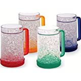 Double Wall Gel Freezer Mug Set
