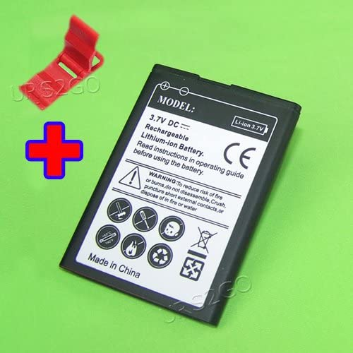 See Picture Capacity 2000mAh Extended Slim Battery for Tracfone//Net10 Huawei Glory H868C Cellphone with Additional Valueable Accessory