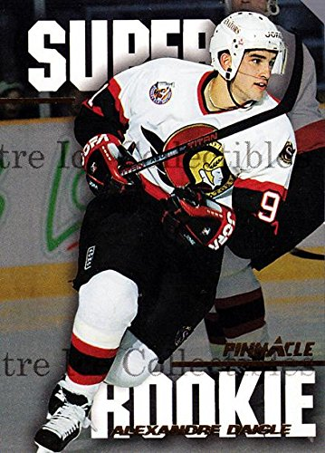((CI) Alexandre Daigle Hockey Card 1993-94 Pinnacle Promos Samples Series Two SR1 Alexandre Daigle)