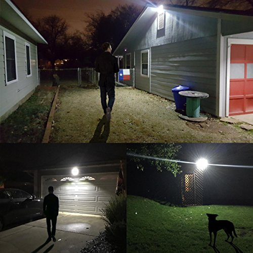 Le Outdoor Led Flood Light Motion Sensor Ip65 Waterproof