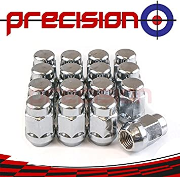 Precision 16 x Chrome Alloy Wheel Nuts for /Ìsuzu Impulse PN.SFP-16NM10361