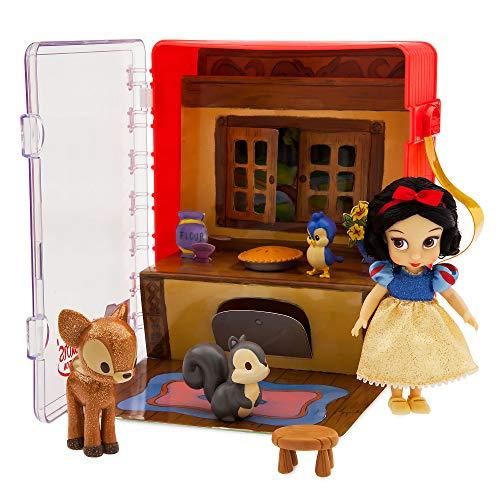 White Snow Collection - Disney Animators' Collection Snow White Mini Doll Playset No Color460020363736