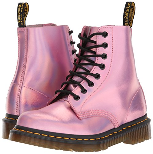 Dr. Martens Women's Pascal RS Mallow Pink Ankle Boot