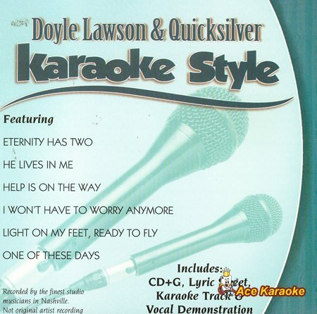 Daywind Karaoke Style: Doyle Lawson & Quicksilver Volume 1 by ()