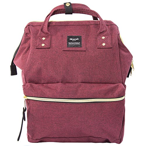 Himawari Travel Backpack Large Diaper Bag School multi-function Backpack for Women&Men 11