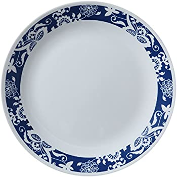 Corelle Livingware True Blue 10.25  Dinner Plate (Set ...  sc 1 st  Amazon.com & Amazon.com | Corelle Livingware True Blue 10.25