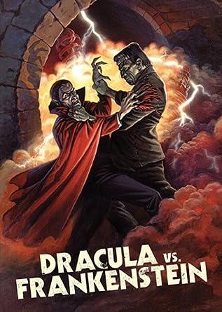 Dracula Vs Frankenstein [Alemania] [Blu-ray]: Amazon.es ...