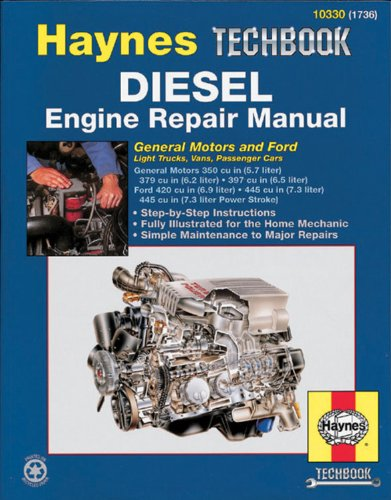 Diesel Engine Repair Manual (Haynes Repair Manuals)