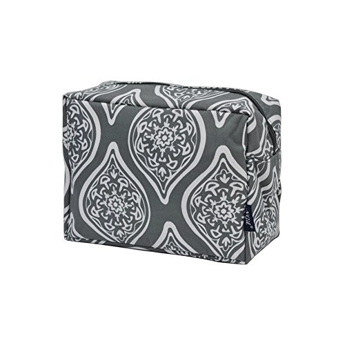 Monogram Canvas Jewelry Case - Marquise in Bloom NGIL Large Cosmetic travel Pouch
