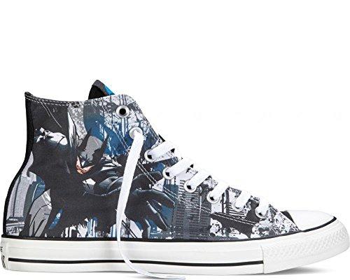 6bdd04289596a2 Converse Chuck Taylor Hi All Star DC Comics Batman Dark Knight 148380C Shoes  - Buy Online in UAE.