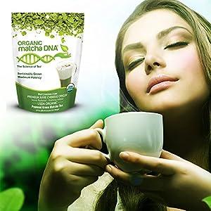 Matcha DNA Certified Organic Matcha Green Tea 12 oz (1 Pack )