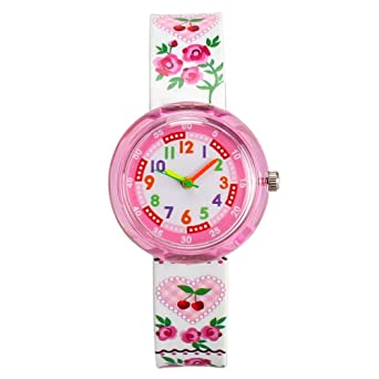 d560ab851 Buy QIXUN Casual Children s Watches Candy Dinosaur Lion Animal Students Child  Watch Girls Boys Ck Small Fresh Sister Cute Kids Watches Online at Low  Prices ...