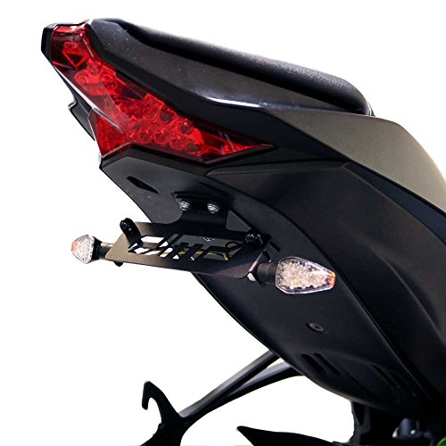 DMP 2016 2017 2018 2019 Kawasaki ZX10 ZX10R ZX10RR Fender Eliminator Kit Includes Turn Signals and Plate Lights - 685-4950 - MADE IN THE USA
