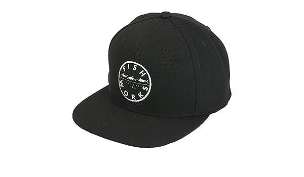 c39ee7b1e Amazon.com : Fishworks Original Snapback Hat - One size fits all ...