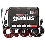 NOCO Genius GEN4, 4-Bank, 40-Amp