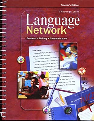 McDougal Littell Language Network: Teacher Edition Grade 7 2001