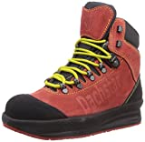 MTS Unisex Adults' Sicherheitsschuhe Santos Professional Dachstar Evo O1P 3004 Safety Shoes Red Size: 7