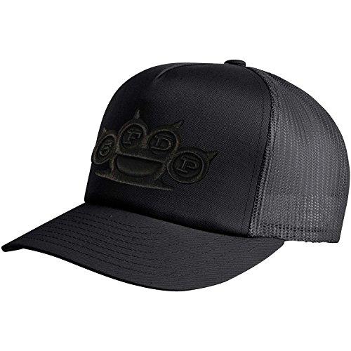 Five Finger Death Punch Men's Trucker Cap Adjustable Black