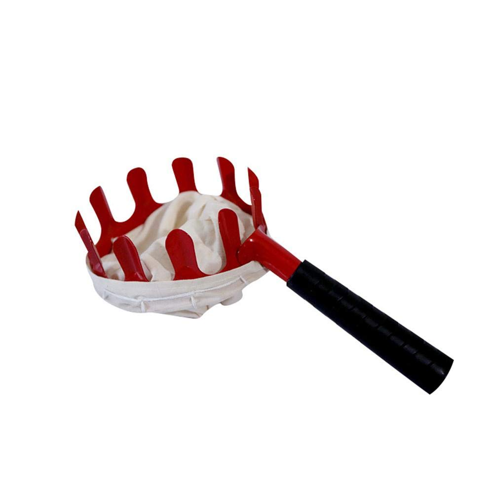 in style amiable Red bouncevi Adjustable Fruit Picker Tree Care Tool Head Apple /& Fruit Picker