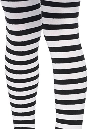 Leg Avenue Children's Striped Tights Avenue Girl