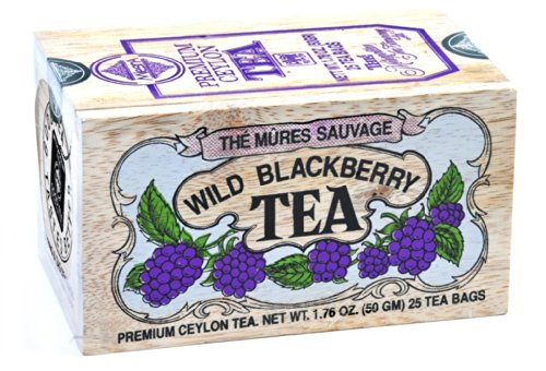 Metropolitan Tea Company Wild Blackberry
