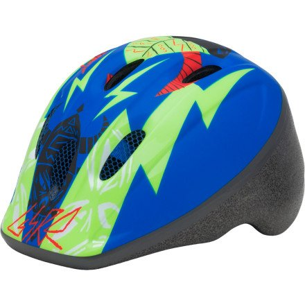 Giro ME2 Cycling Helmet - Kid's,Matte Blue Hammer,Universal - Bicycle Helmet Blue Giro