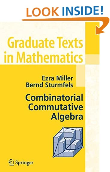 Commutative Algebra: Amazon.com