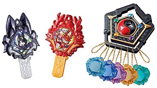 [해외]요 괴 감시 DX 유령 아크 시리즈 EX ? 玉 七 중요 SP 세트 / Yokai Watch DX Yokai Ark Series EX Treasure Ball Nanasho SP Set