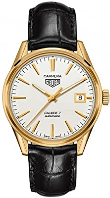 Tag Heuer Carrera Calibre 7 Glassbox 39 Mm Mens Watch