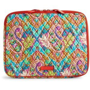 quilted laptop sleeve - 3