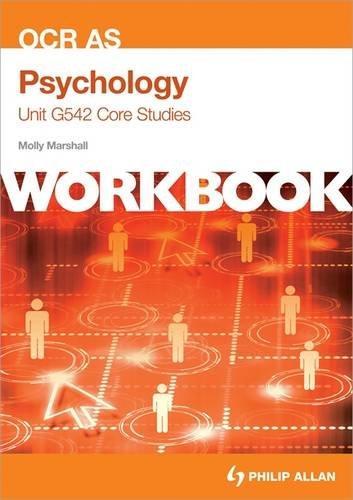 psychology core studies revision