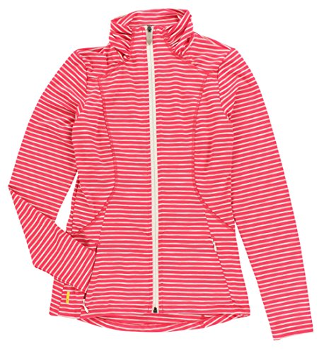 lole-womens-essential-cardigan-with-stripes-and-reflective-logo-large-campari-biscotti-stripe