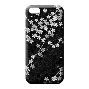 iphone 6 Snap-on cell phone skins style Series Sakura Black