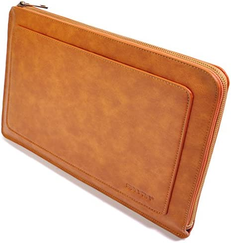 BENFAN Padded Zippered Macbook Protective