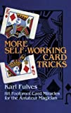More Self-working Cards (Dover Magic Books)