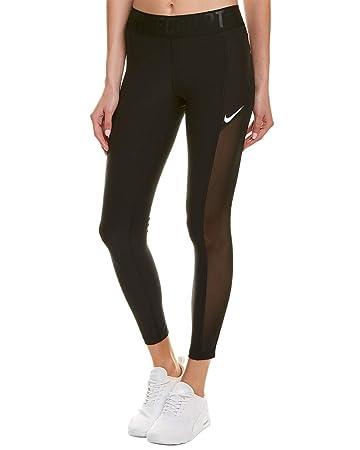online store 3ceec a8961 Nike Damen Court Power BL Tight, Black/White, XS: Amazon.de ...