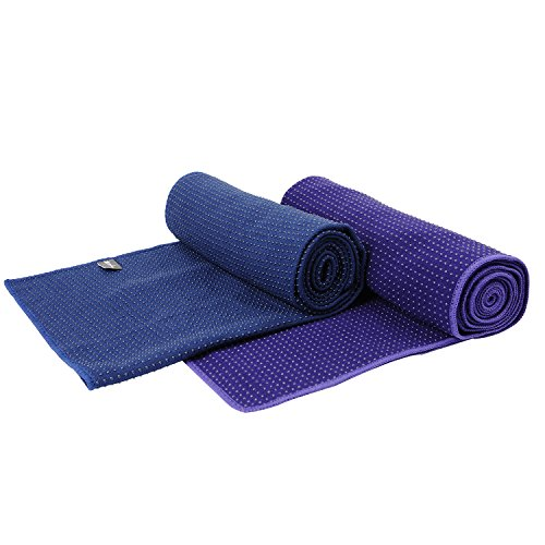 Veda Yoga Mat Towels Twin Pack (72