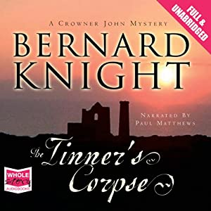 The Tinner's Corpse Audiobook