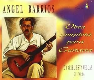 Obra Completa Guitarra (G.Estarellas)