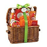 Mandarin and Magnolia Spa Basket Set