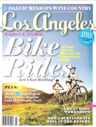 Los Angeles March 2012 Bike Rides