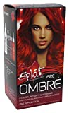 Splat Ombre Hair Coloring Kit - Fire (Pack of 3)