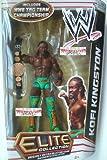 WWE Series 17 Elite Collector Kofi Kingston Figure