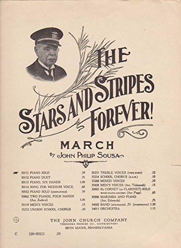 Stripes Forever Sheet Music - 6