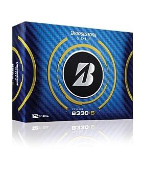 Bridgestone Golf 2012 Tour B330 S Golf Balls 1 Dozen